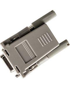 Vertiv Avocent RJ45 to DB9F Straight-Thru Adapter - RJ45 to DB9F s/t converter