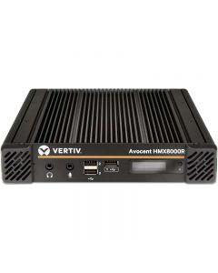 Vertiv Avocent HMX8000R - IP KVM Receiver | 4K video 10 GbE | 4 USB2.0 - High Performance KVM