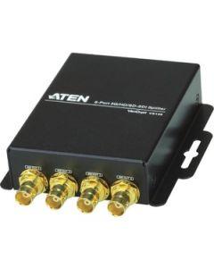 Aten VanCryst 6-Port 3G/HD/SD-SDI Splitter-TAA Compliant
