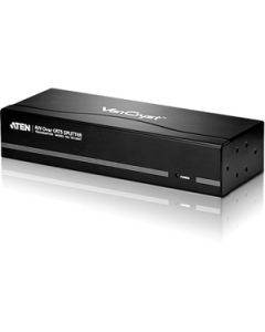 ATEN VanCryst VS1204T Video Extender-TAA Compliant - 1 Input Device - 5 Output Device - 1000 ft Range