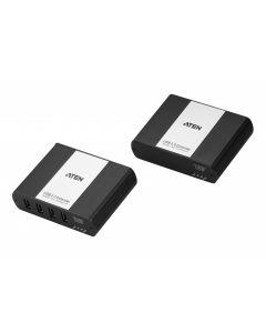 Aten 4-Port Cat 5 USB 2.0 Extender up to 330 ft.