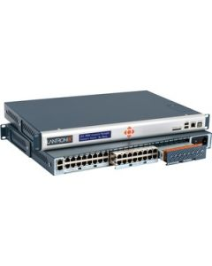 Lantronix SLC 8000 Device Server - Optical Fiber, Twisted Pair - 2 x Network (RJ-45) x USB - 48 x Serial Port
