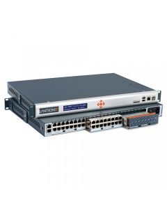 Lantronix SLC8000 Advanced Console Manager, RJ45 16-Port, AC-Single Supply, TAA