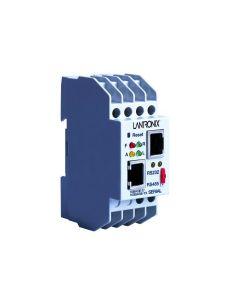 Lantronix XPress DR Industrial Device Server, DIN Rail Mount, Serial Interface, 10Base-T/100Base-TX