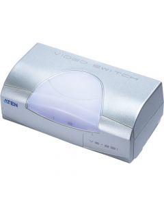 Aten VS291 2-Port Video Switch-TAA Compliant - 2 x Computer, 1 x Monitor
