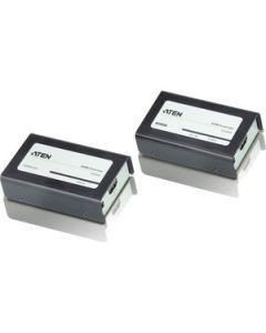 ATEN VE800A HDMI Extender - 1 Input Device - 1 Output Device - 196.85 ft Range
